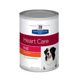 ~整箱12罐~希爾思處方罐~h d 心臟護理保健配方^(犬用^) 370g