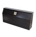 ~尚品 ~K~642~09 胡桃5尺床頭箱~ 白橡色 被櫥頭 床頭收納櫥櫃 床頭置物箱 B