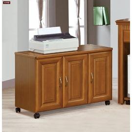 ~台北家福~^(FG529~2^)楠檜柚木色實木2.7尺二抽書桌