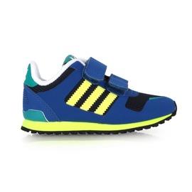 ADIDAS ORIGINALS ZX 700 CF I 男兒童慢跑鞋(童鞋 免運 路跑【02015594】≡排汗專家≡