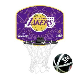 SPALDING 洛杉磯湖人隊小籃板(Los Angeles Lakers 籃球 NBA【99301463】≡排汗專家≡