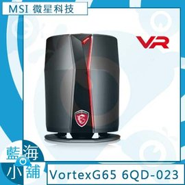MSI 微星 Vortex G65 6QD^(SLI^)~023TW PC上市 採用SLI