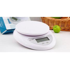 簡便實用磅秤 料理/烘焙/電子/工程/實驗 多用途電子秤 [BKM-00006]