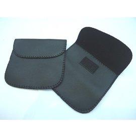 新竹市 耳機/線材/接頭 布袋/布套/保護套 (9X8.5CM) **皮質** [ABO-00025]
