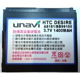 (MIT台灣製) HTC Desire/A8181/ BB99100/BA S410 渴望機 3.7V 防爆鋰電池 (1400mAh) [OBM-00015]