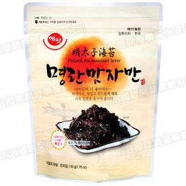 HAEMATT 京畿道明太子海苔酥  50g