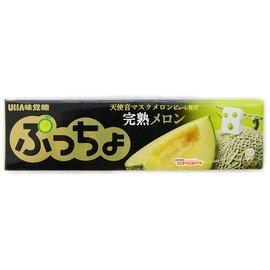 【吉嘉食品】UHA味覺糖 噗啾條糖(葡萄/哈蜜瓜) 1條50公克42元,另售UHA味覺 特濃8.2牛奶糖條糖