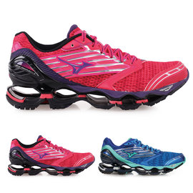 MIZUNO WAVE PROPHECY 5 女慢跑鞋(免運 路跑 美津濃 運動【02015614】≡排汗專家≡