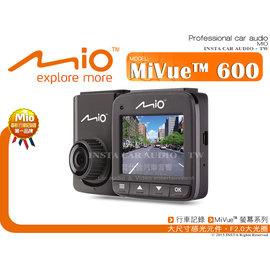 音仕達汽車音響 台北 台中 Mio~MiVue 600~大感光元件 行車記錄器 碰撞感應