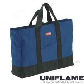 【日本 UNIFLAME】卡式雙爐收合袋.卡式爐專用收納袋.工具袋.攜行袋.提袋/可用來收納610305.682104等/683538
