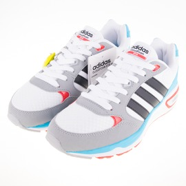 6折出清~ADIDAS  Cloudfoam  NEO 舒適 記憶鞋墊 女 慢跑鞋 AQ1517