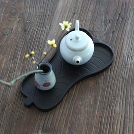 ~杺梧~ 竹茶盤干泡盤 竹制茶海干泡茶臺 重竹茶盤 芭蕉茶托盤無席面