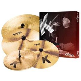 亞洲樂器 Zildjian K0800 K套裝系列 爵士鼓套鈸 銅鈸