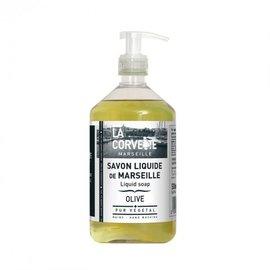 LA CORVETTE 古法堤1894 ^(橄欖)液態馬賽皂沐浴液500ml(百年純正血統