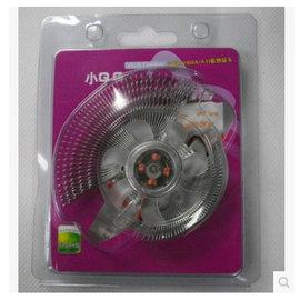 新竹市 小珊瑚蟲 顯卡/顯示卡 七彩虹/ATI 5.5cm-6.0cm/2針 DC12V 靜音風扇 /散熱器 **線長10CM*