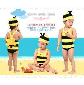^~^~可愛小蜜蜂變身泳裝