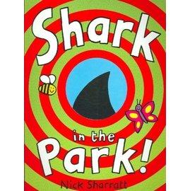 Shark In The Park 公園有鯊魚 平裝繪本