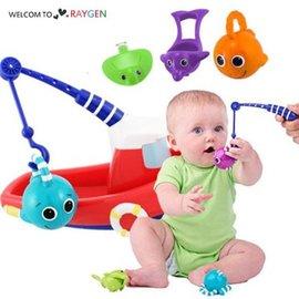 寶寶捕魚船釣魚洗澡玩具 益智玩具【HH婦幼館】