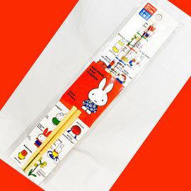 Miffy 米菲兔 竹筷子 製