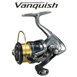 ◎百有釣具◎SHIMANO Vanquish 紡車捲線器 備感驕傲的輕巧性 C3000XG(03505 9)