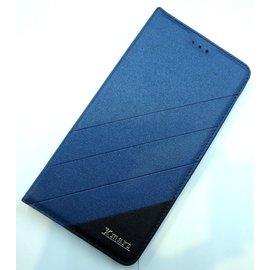 華碩ASUS ZenFone 6 A600CG 6吋 錢包式手機殼/撞色皮套/支架保護套 [ABO-00069]