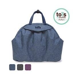 【紫貝殼】『HI10-5』【英國smarTrike-Tots】時尚模特 5 in 1 防潑水育兒包(媽媽包) 單寧藍