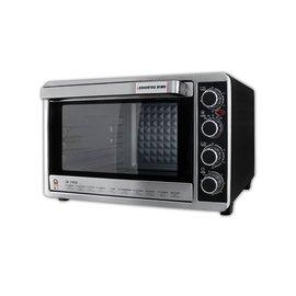 晶工牌 45L雙溫控不鏽鋼旋風烤箱 JK-7450 ◤贈隔熱手套+料理刷◢