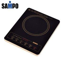 ◤A級 品•數量有限◢ SAMPO 聲寶 超薄不挑鍋電陶爐 KM~SG12P  KMSG1