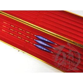 ◎百有釣具◎DARUMA 千雅(紫) 池釣浮標組 超值3入套組 (850441 ) 商品內容不含浮標盒