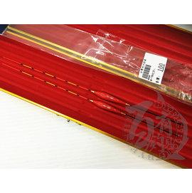◎百有釣具◎DARUMA 千雅(紅) 池釣浮標組 超值2入套組 (850443 ) 商品內容不含浮標盒