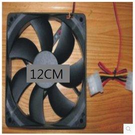 新竹市 電腦主機/機殼/case DC12V 12CM/4PIN 靜音風扇 /散熱器 ***12吋* [FFN-00007]