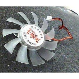 新竹市 顯卡/顯示卡 DC12V 6.5X6.5CM/2針 靜音風扇 /散熱器 **6.5吋** [FFN-00013]