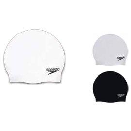 speedo 成人矽膠泳帽 Plain Moulded (SD8709840003)