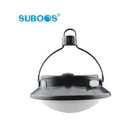 探險家露營帳篷㊣NT8509BK 黑SUBOOS薩博斯LED+USB飛碟露營燈(280流明) LED露營燈 帳棚燈 帳篷 LED燈 露營 (不含18650鋰電