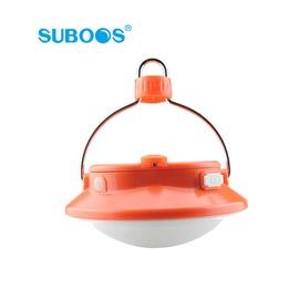 探險家露營帳篷㊣NT8509O 橘-SUBOOS薩博斯LED+USB飛碟露營燈(280流明) LED露營燈 帳棚燈 帳篷 LED燈 露營 (不含18650鋰電