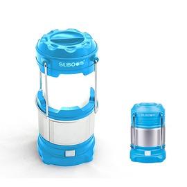 探險家露營帳篷㊣NT8806B 藍SUBOOS薩博斯LED+USB伸縮露營燈(180流明) LED露營燈 帳棚燈 帳篷 LED燈 露營 (不含18650鋰電