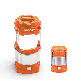 探險家露營帳篷㊣NT8806O 橘SUBOOS薩博斯LED+USB伸縮露營燈(180流明) LED露營燈 帳棚燈 帳篷 LED燈 露營 (不含18650鋰電