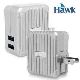 Hawk C234 SMART 3.4A電源 器 雙USB充