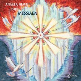 CDA67054 安潔拉.休薇特 梅湘:前奏曲集 4首節奏練習曲選曲 聖嬰耶穌的20個冥想