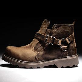 ~ 百分百~2016  鞋 摩托車靴 真皮賽車靴 工裝靴 瘋馬皮靴 越野靴 重機靴 男女士