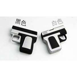 模型手槍電弧點煙器脈沖點煙器充電點煙器 電子USB火機~韓風館~