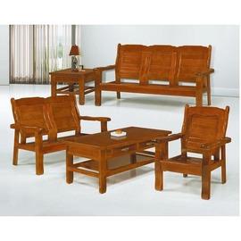 ~YC306~1~葛瑞203型組椅^(1 2 3 大小茶几^)