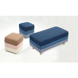 ~YC360~14~藍色長凳