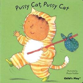 lt 寶寶歌謠硬頁書 gt  PUSSY CAT PUSSY CAT