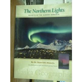 ~書寶 書T5╱原文書_QNG~The Northern Lights_Akasofu
