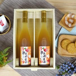 ~醋桶子~健康果醋 組^(蘋果蜂蜜醋600mlx2 組^)