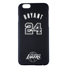 NBA官方出品 KOBE BRYANT 雷射磨砂手機殼 (IPHONE 6 & 6 PLUS)