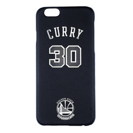 NBA官方出品 STEPHEN CURRY 雷射磨砂手機殼 (IPHONE 6 & 6 PLUS)