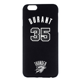NBA官方出品 KEVIN DURANT 雷射磨砂手機殼 (IPHONE 6 & 6 PLUS)