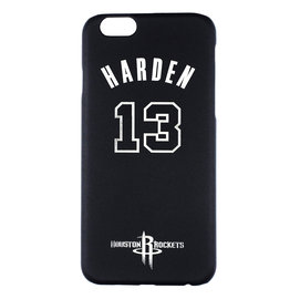 NBA官方出品 JAMES HARDEN 雷射磨砂手機殼 (IPHONE 6 & 6 PLUS)